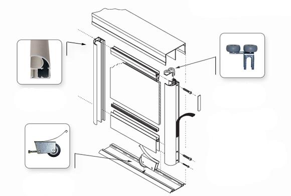 Изготовление дверей шкафа купе своими руками